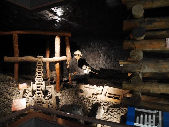 Tagawa City Coal-mining Museum