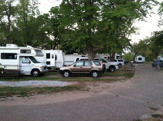 Minden, NE: Campground
