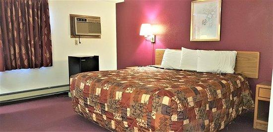 Avon, MN: Guest room