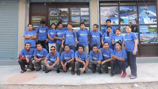 Nepal Trekking in Himalayas Pvt. Ltd