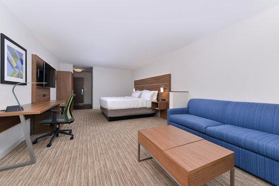 Ogallala, NE: Guest room