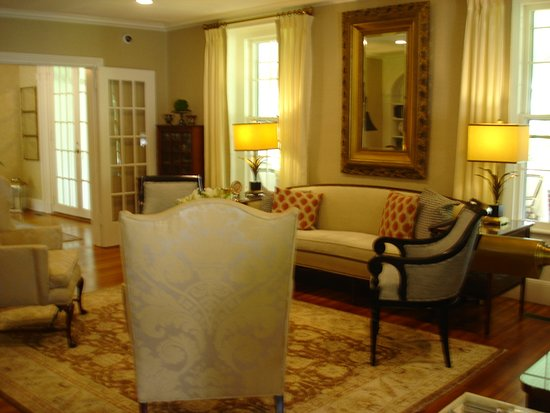Goshen, NY: One of the sitting rooms