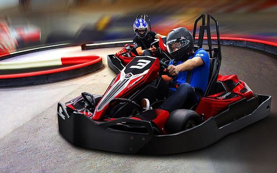 Amazing Go Kart Experience K1 Speed Toronto Traveller Reviews