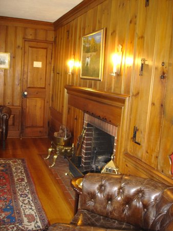 Goshen, Nowy Jork: Another of the sitting rooms