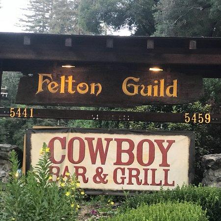 Cowboy Bar and Grill