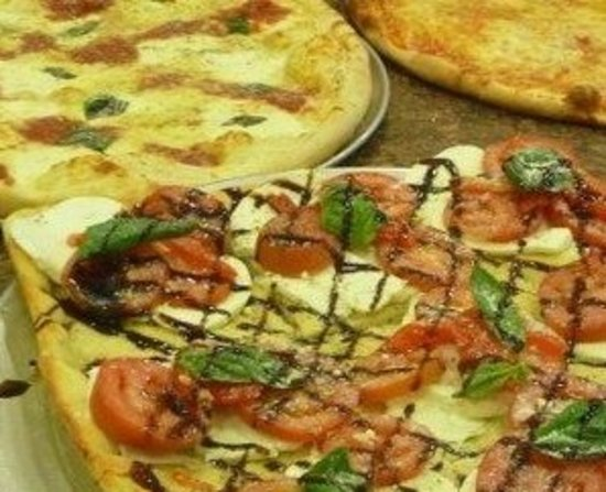 Bridgehampton, NY: Amazing Pizza