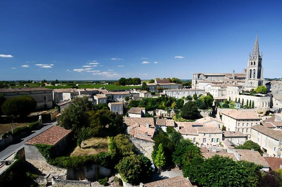 St Emilion Half-Day Trip from Bordeaux
