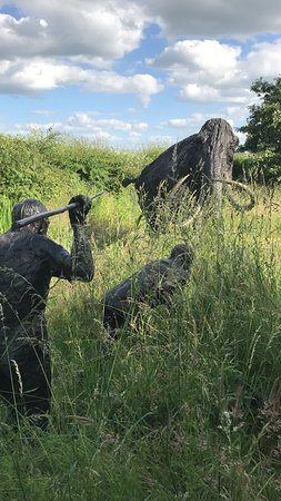 Dorsington, UK: Mammoth