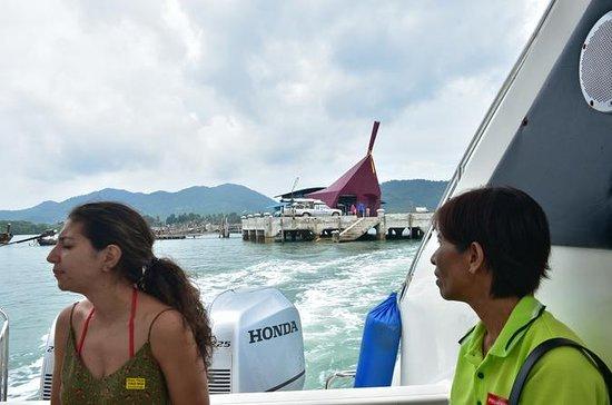 Ao Nang to Phuket by Speedboat via...