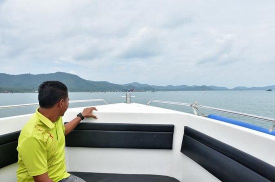 Koh Yao Noi to Ao Nang by Speedboat