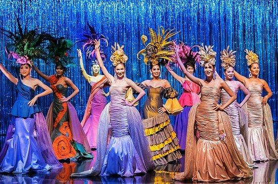 Calypso Cabaret Show Billett