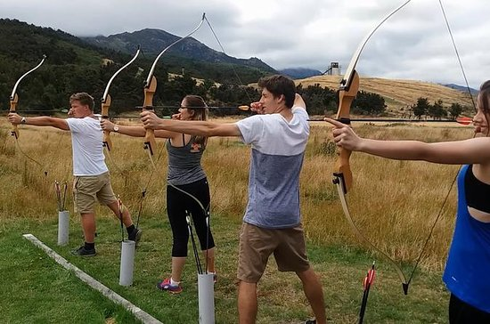 Archery in Hanmer Springs