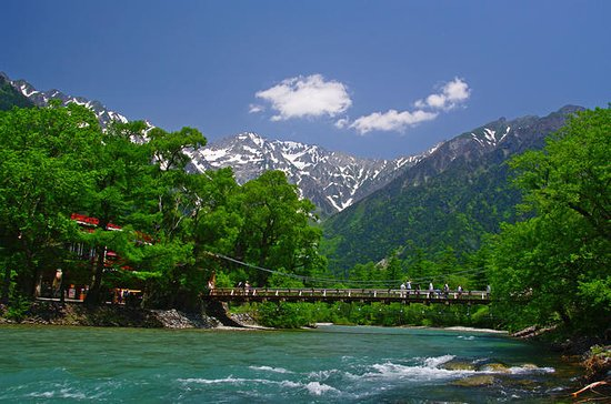 Day Trip to Kamikochi Mountain Resort...