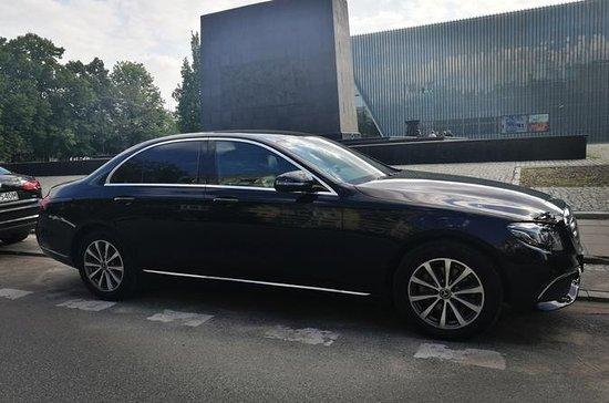 One way Limousine Transfer Warsaw...