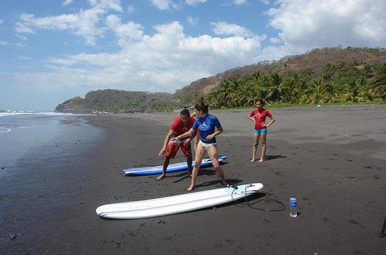 El Tunco Surf Lessons