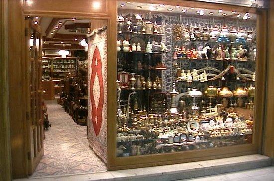 Tour privado de compras en Estambul