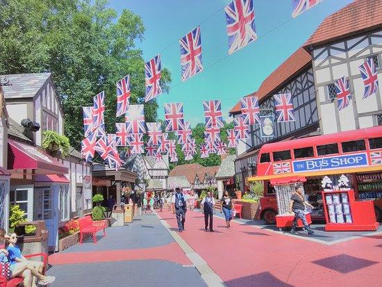 Busch Tuinen: Britain