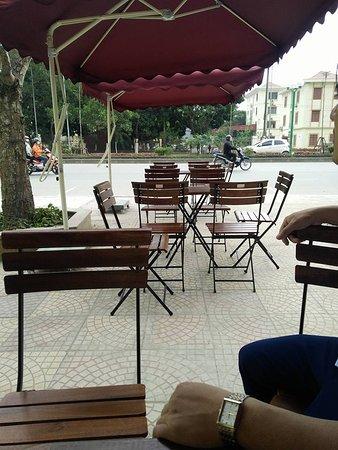 Bac Ninh, Vietnã: Lee Coffee at Bacninh Uri Hotel