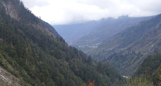Dentam, อินเดีย: Lachen valley