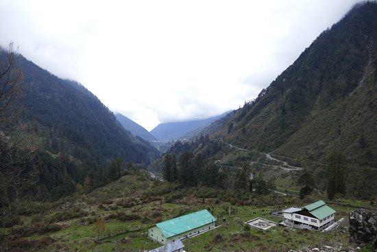 Dentam, Ấn Độ: Lachen valley