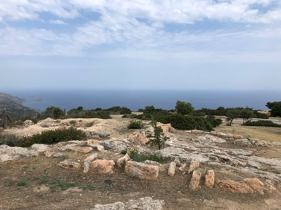 Lefke, Кипр: Ruins
