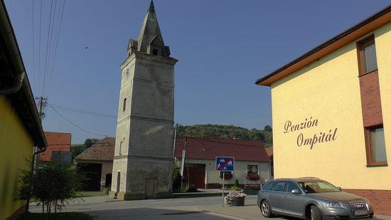 Dol'any, Slovakia: Zvonica