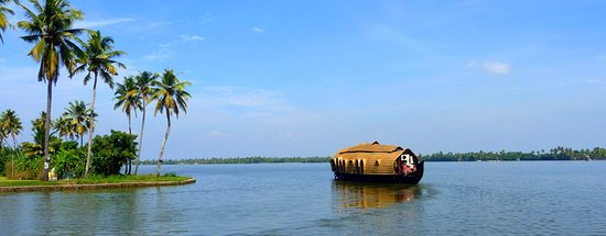 Alappuzha, India: Alleppey Backwater Cruise View
