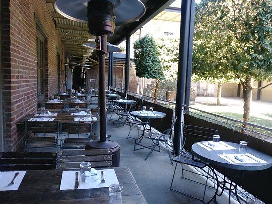 Outdoor Setup Picture Of Jct Kitchen Atlanta Tripadvisor