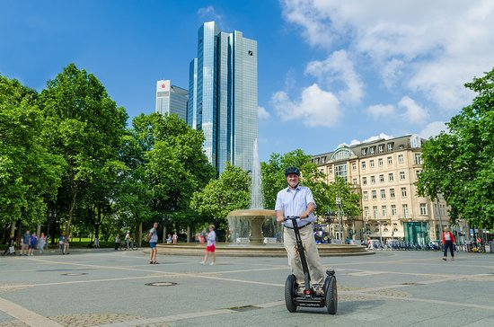 Segway Tour Frankfurt