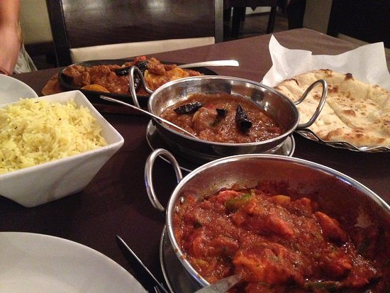 Celebrity Indian Restaurant Delivery | Birmingham, UK ...