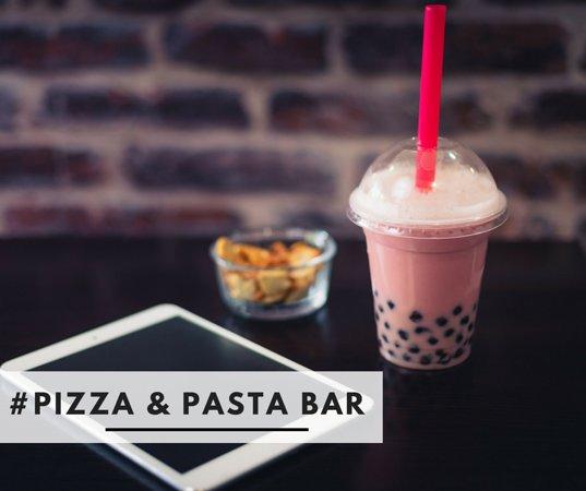 Pizza & Pasta Bar - situé en face RER A @Lognes
