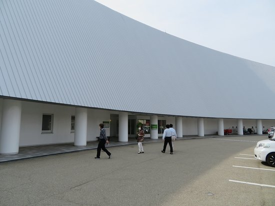 Ogata-mura, Japan: It may be interesting just to browse through the displays.