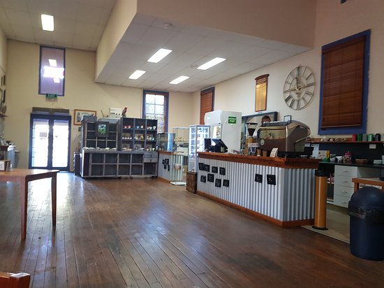 Gulargambone, Australia: Inside