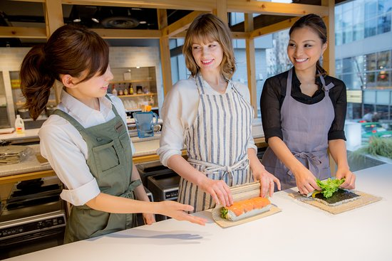 ABC Cooking Studio plus International Ginza Five Studio