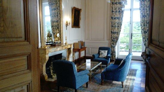 Kervignac, Francia: salon pour l'apperitif
