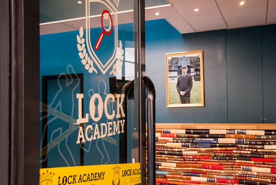 Lock Academy Toulouse - Escape game