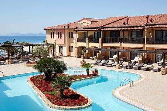Anthemus Sea Beach Hotel Spa Greece