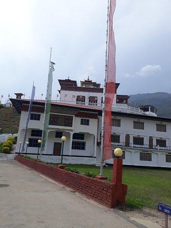 Trashigang, Bhutan: Rangjung Monastery