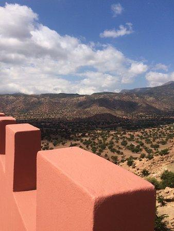 Souss-Massa-Draa Region, Morocco: vue d'en haut
