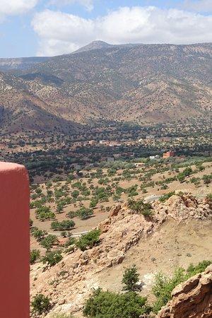 Região de Souss-Massa-Draa, Marrocos: vue d'en haut