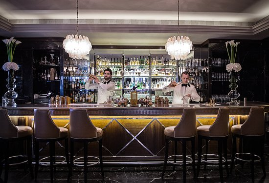 The Sidecar Bar at The Westbury Hotel, Dublin - Restaurant