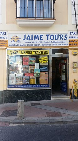 Taxi  Transfer Jaime Tours