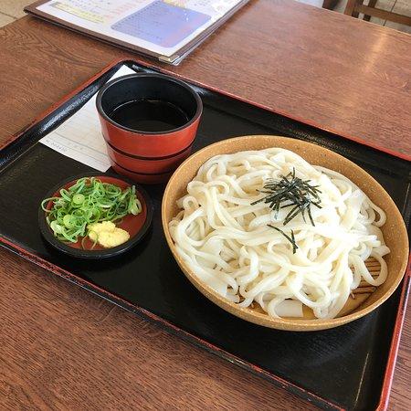Miyaki-cho, Japan: ざるうどん(460円)