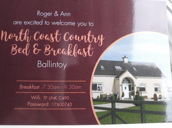 North Coast Country Bed & Breakfast – kép