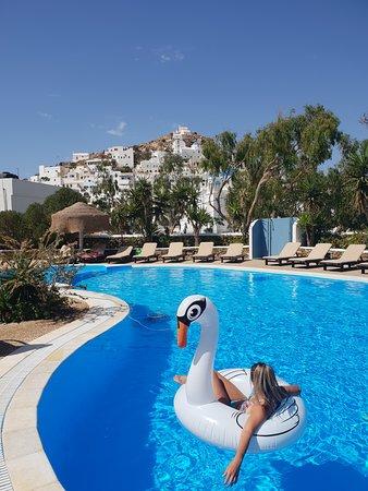 Hotel Mediterraneo - 3 HRS sterren hotel in Ios
