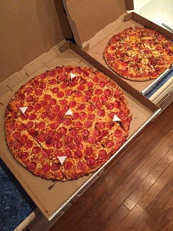 Piezilla Vs Large Picture Of Five Star Pizza Sarasota Tripadvisor