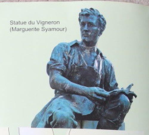 Monument à Wladimir Gagneur