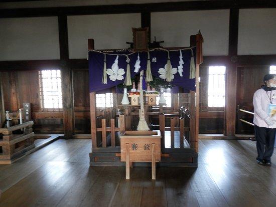 Inside Himeji Castle Picture Of Himeji Castle Himeji