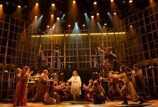 jesus christ superstar cast