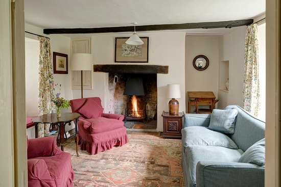 Morwenstow, UK: 1 Hawker's Cottage, Sitting Room